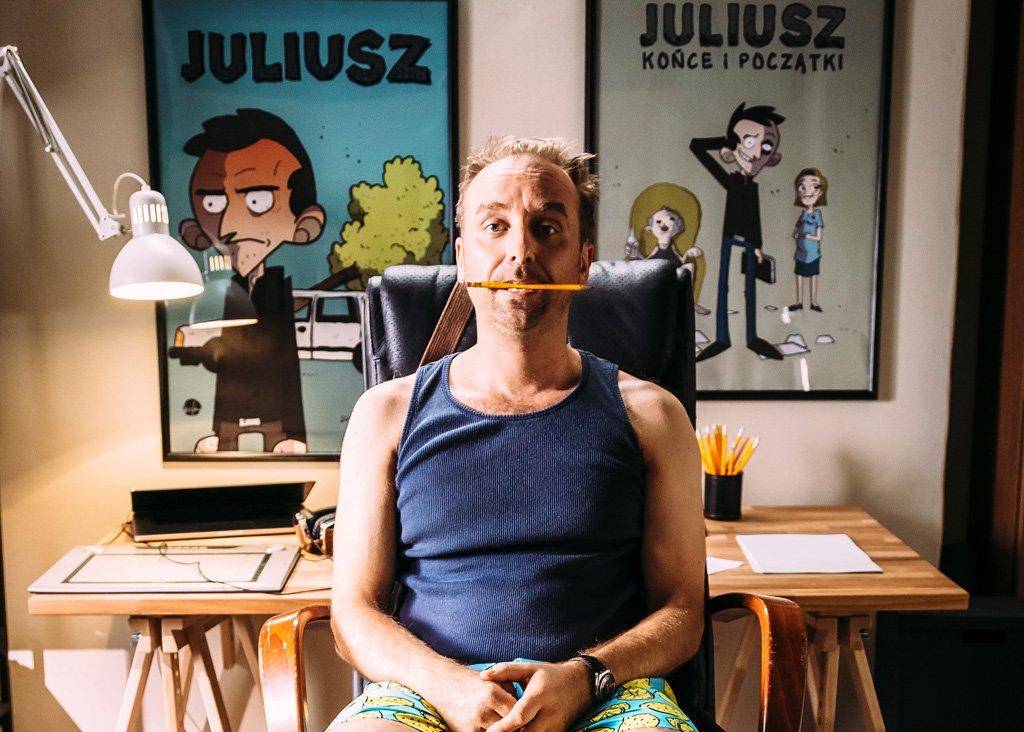 Box Office Polska: Juliusz wygrywa w kinach. Wysoka oglądalność w weekend