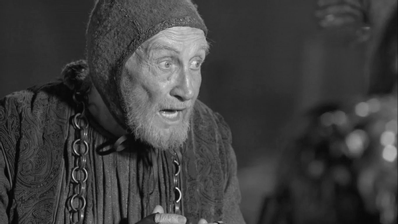 Nie żyje Roy Dotrice, brytyjski aktor filmowy i telewizyjny