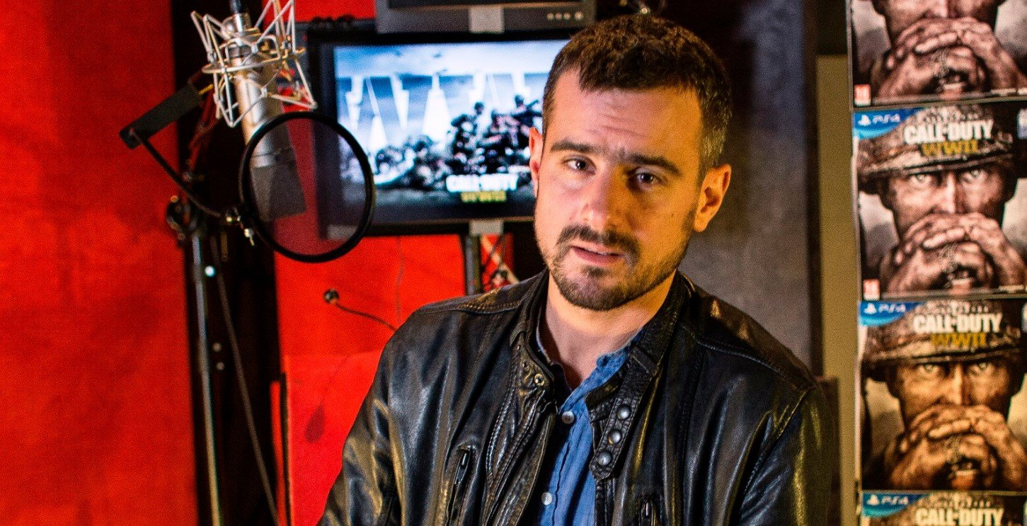 Antoni Pawlicki dołącza do polskiej obsady Call of Duty: WWII
