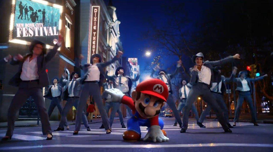 Reggie Fils-Aime: Film o Mario nie tylko dla fanów gier