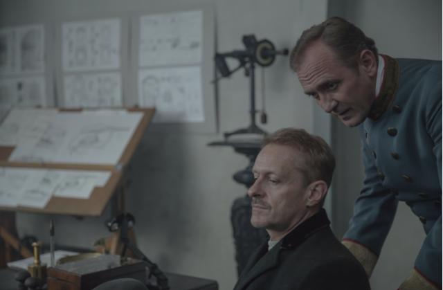 Eter – pierwsze zdjęcia z planu nowego filmu Krzysztofa Zanussiego