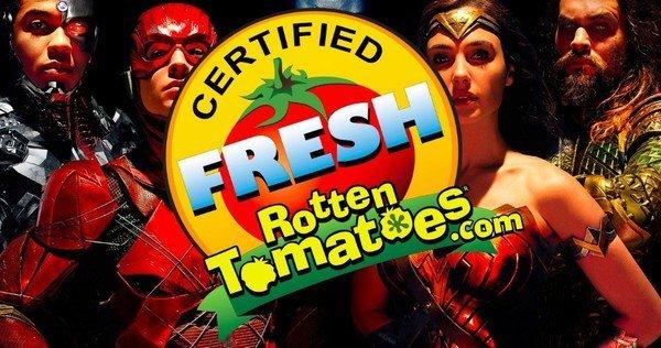 Liga Sprawiedliwości – Rotten Tomatoes opóźnia pokazanie średniej. Jest powód