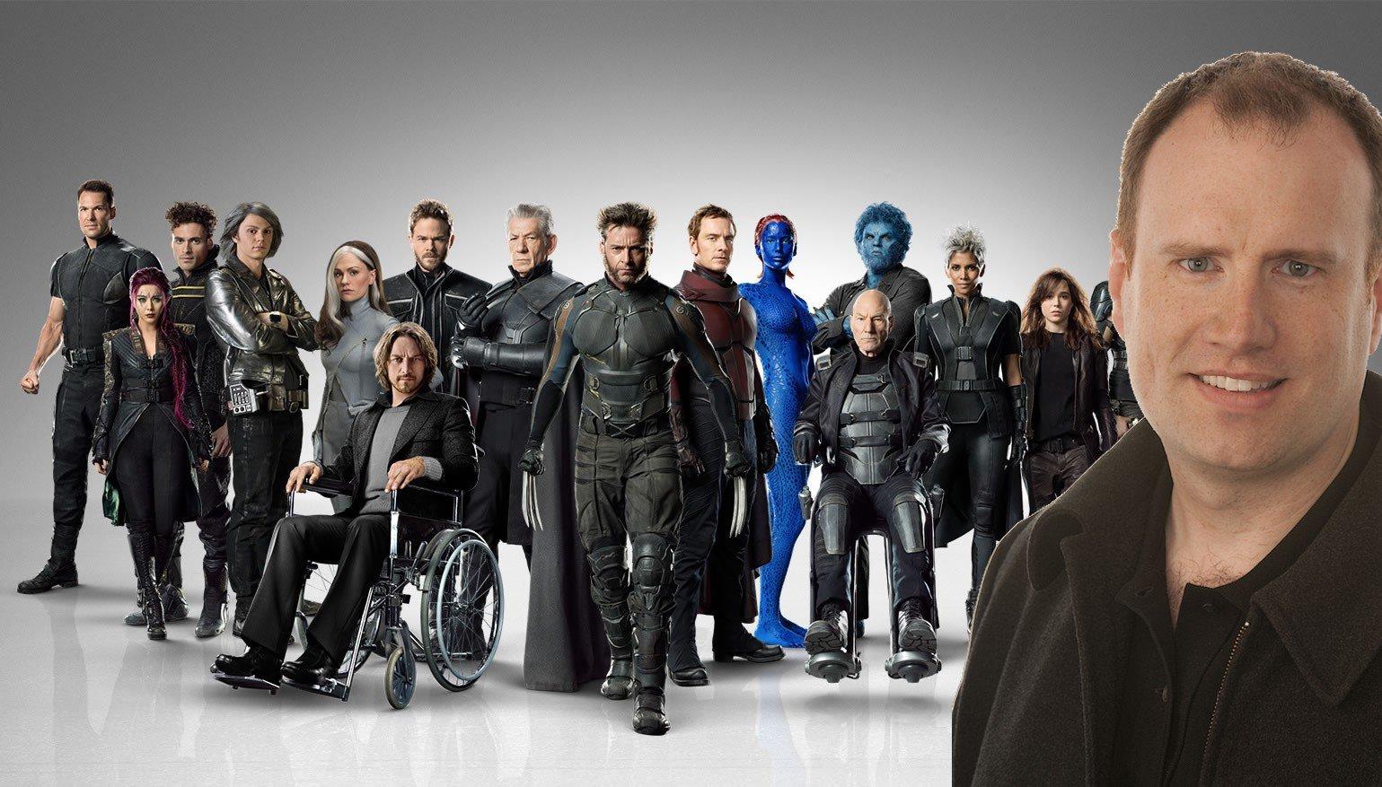 Kevin Feige zaciera ręce na X-Men w filmach Marvela. Plan na nich miał od dawna