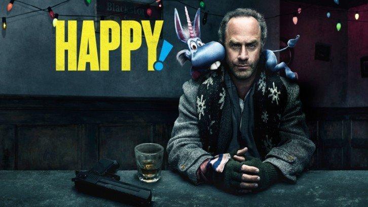 Happy! i Deadly Class skasowane - nie będzie nowych sezonów