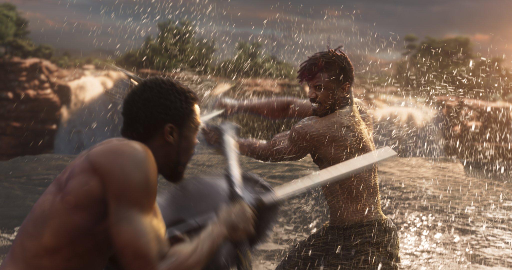 Box Office: Czarna Pantera lepszy w drugi weekend. Co w trzecim?