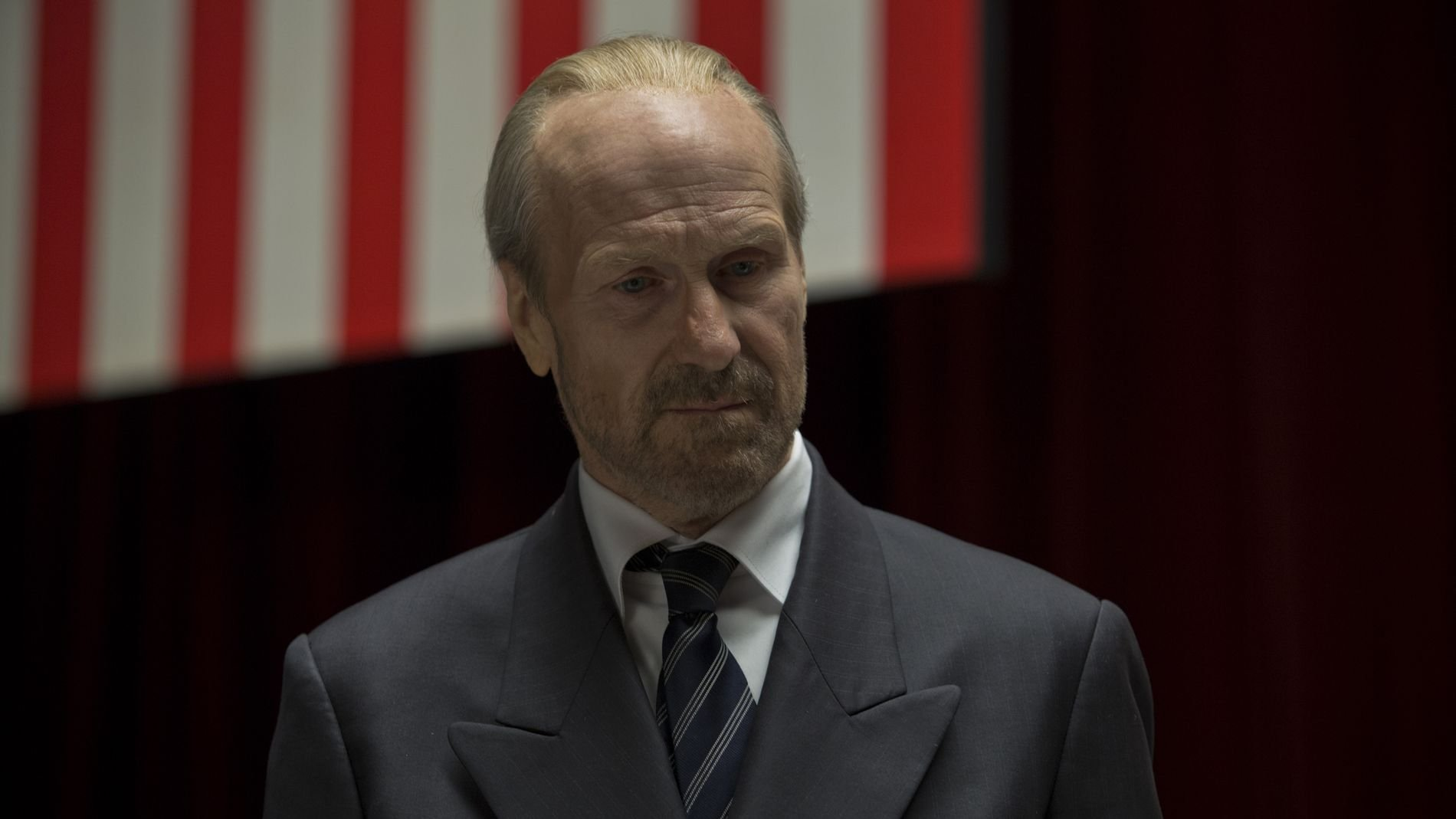 William Hurt i oscarowa ekipa w polskim filmie. Zdjęcia z Zimnej gry