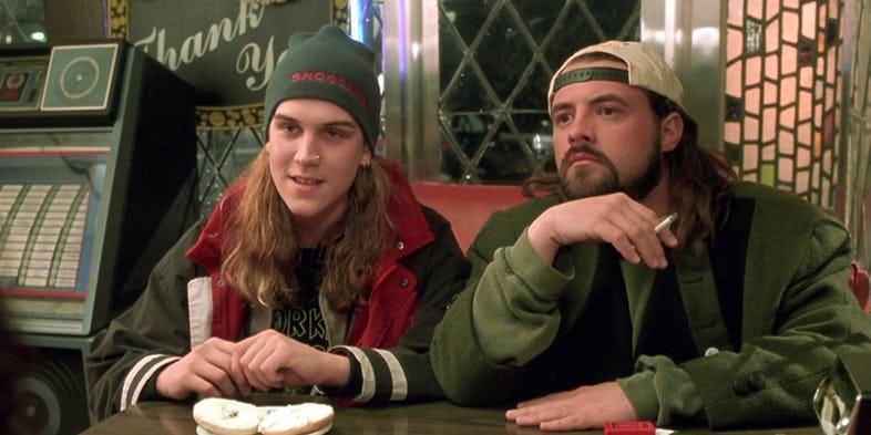 Flash: Kevin Smith i Jason Mewes znów razem na ekranie
