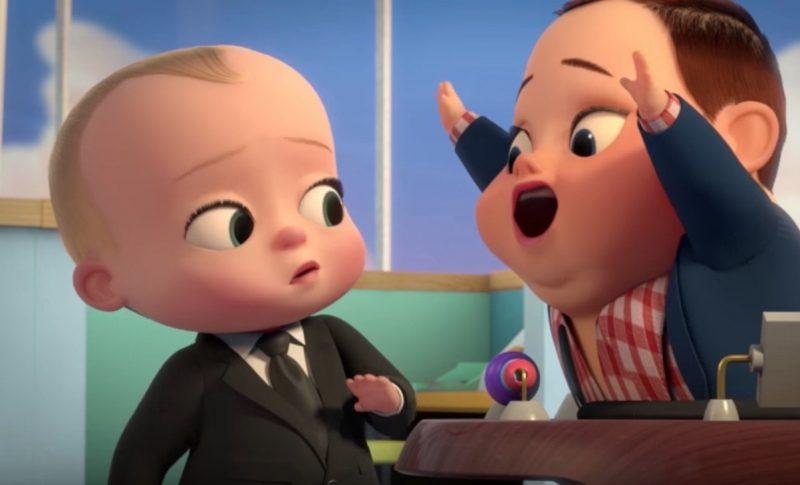 The Boss Baby: Back in Business – zwiastun serialu Netflixa