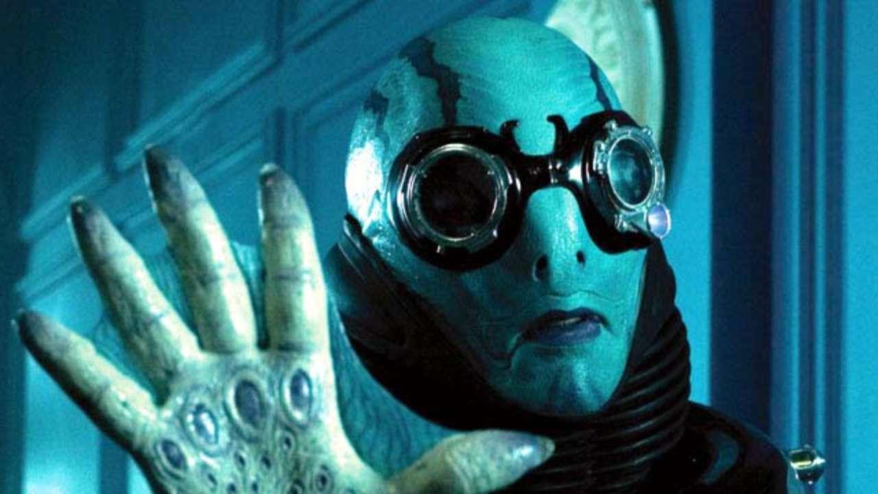 Doug Jones ze wskazówkami dla potencjalnego aktora wcielającego się w Abe Sapiena