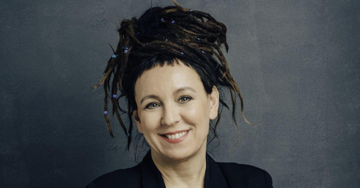 Literacki Nobel dla Polski! Olga Tokarczuk laureatką