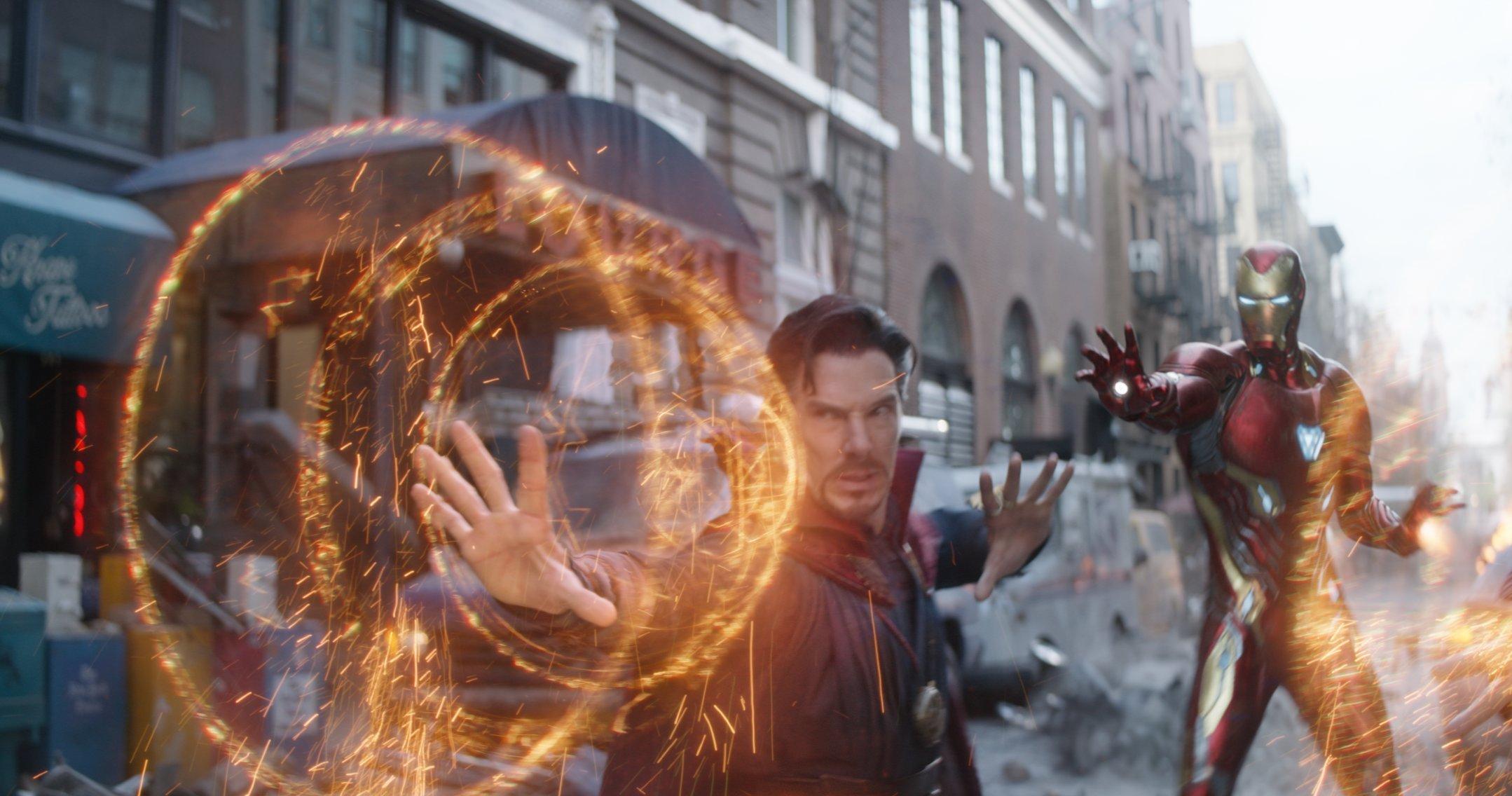 Box Office: Avengers: Wojna bez granic rozbija bank w Chinach. Świetny weekend