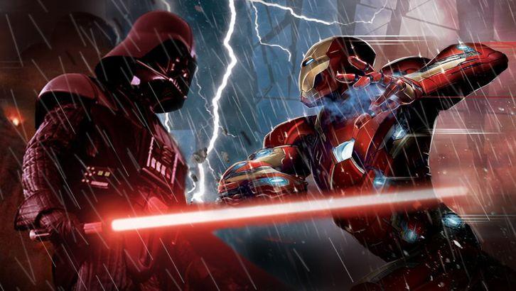 To nie Gwiezdne Wojny, a Marvel rządzi w popkulturze. Deal with it.
