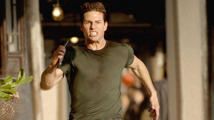 Jeśli Tom Cruise na ekranie biega, jego filmy zarabiają więcej – analiza