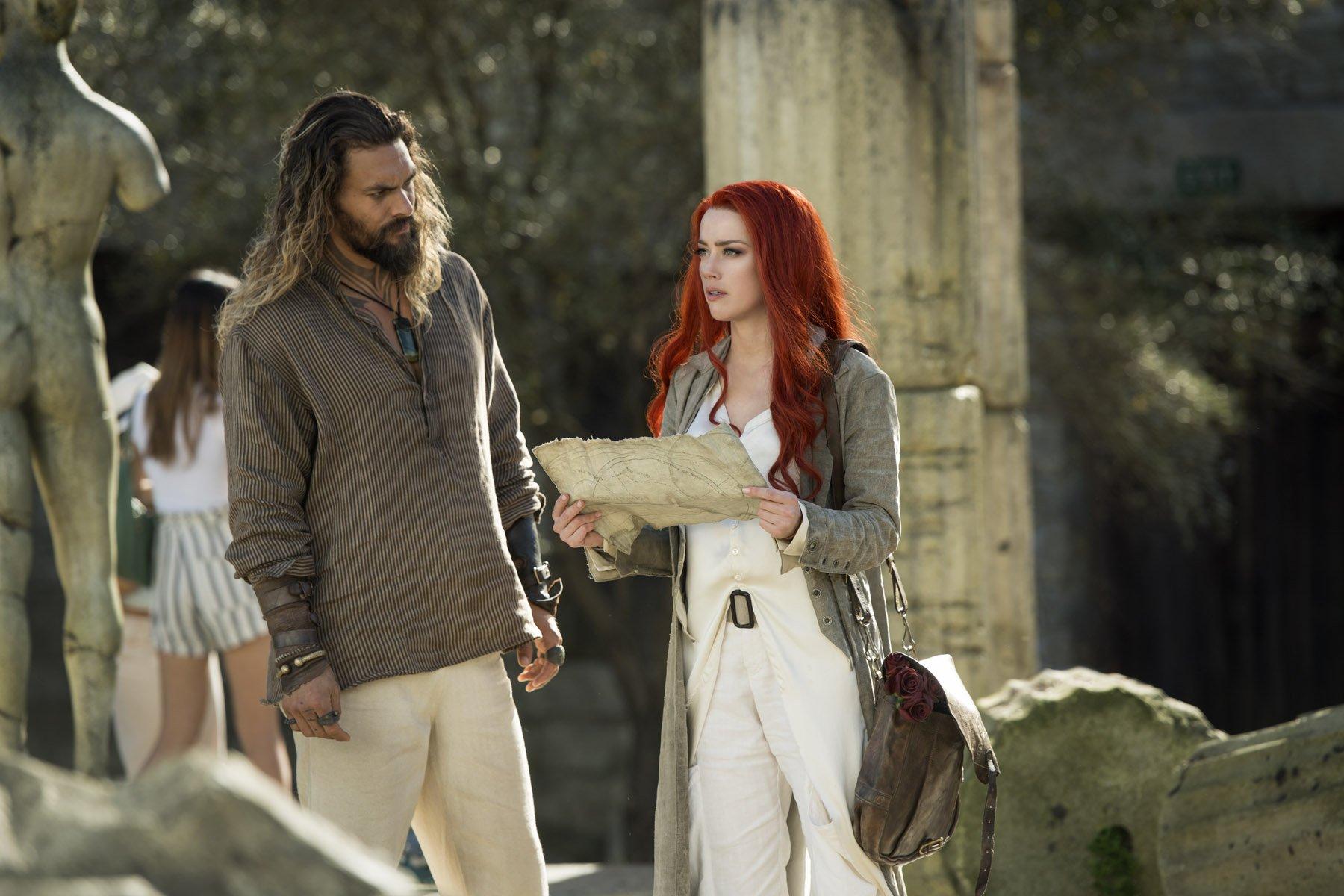 Aquaman – nowe prognozy box office. Szykuje się przeciętne otwarcie