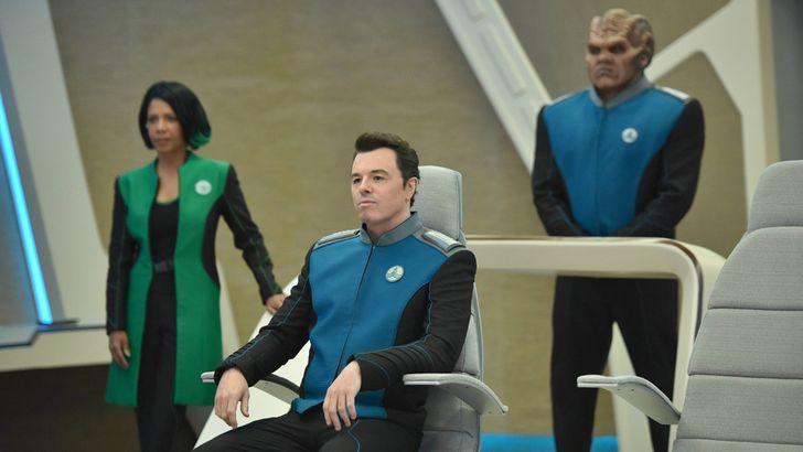 Orville - Seth MacFarlane o postępach prac nad 3. sezonem
