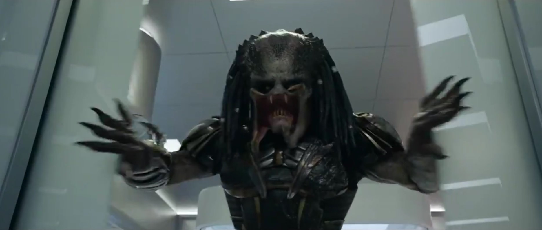 Predator - studio wymusiło zmiany. Co było w oryginalnej wersji?