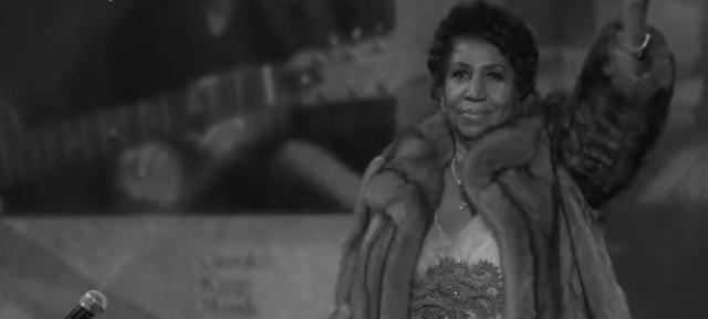 Nie żyje Królowa Soulu, Aretha Franklin