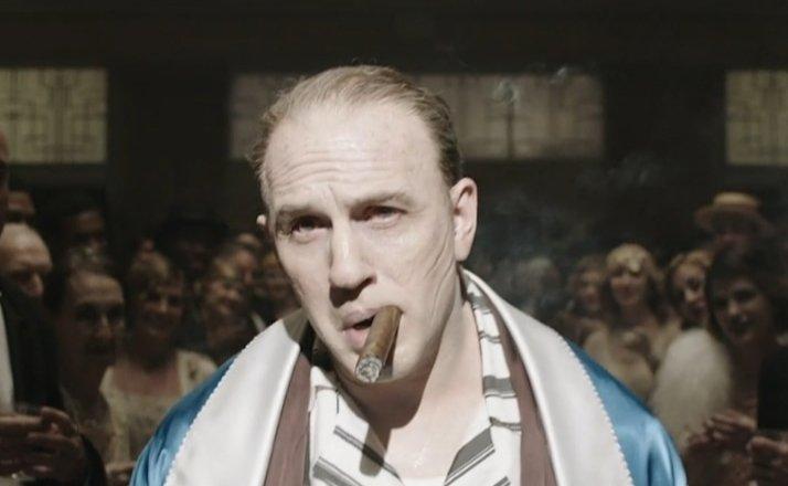 Capone - zwiastun filmu. Tom Hardy jako legendarny gangster