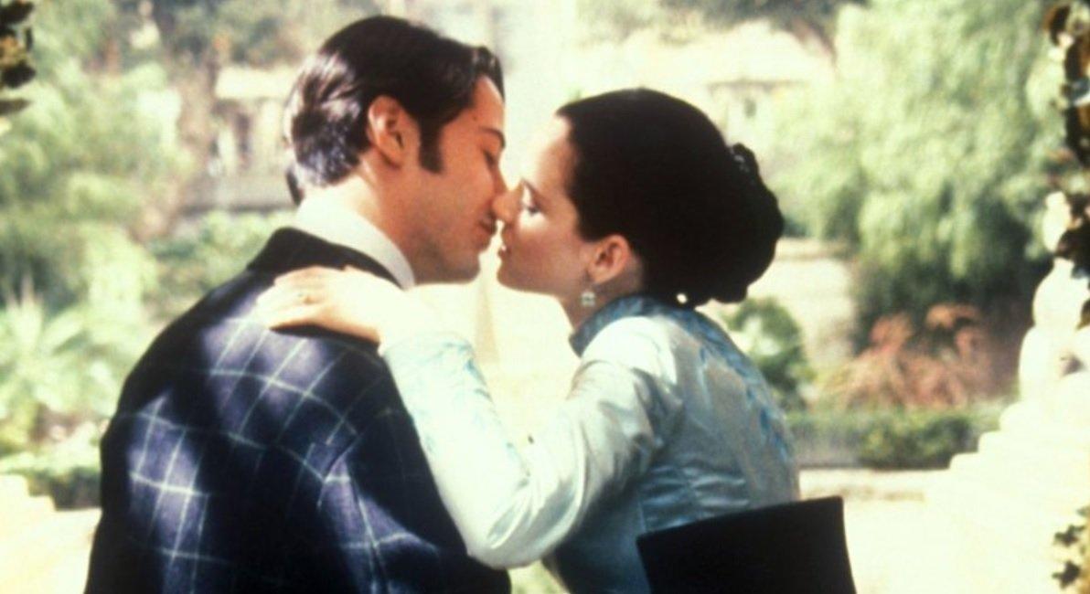 Winona Ryder twierdzi, że poślubiła Keanu Reevesa