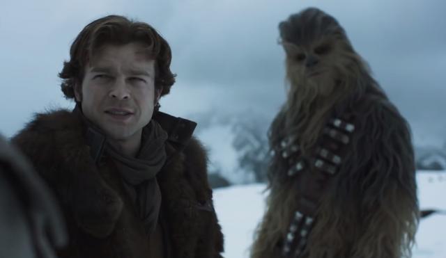 Oscary 2019: Han Solo i inne filmy zdyskwalifikowane w kategorii najlepsza muzyka