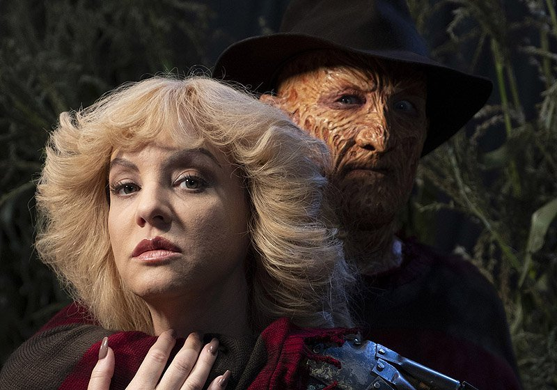 Robert Englund powraca jako Freddy Krueger w serialu Goldbergowie