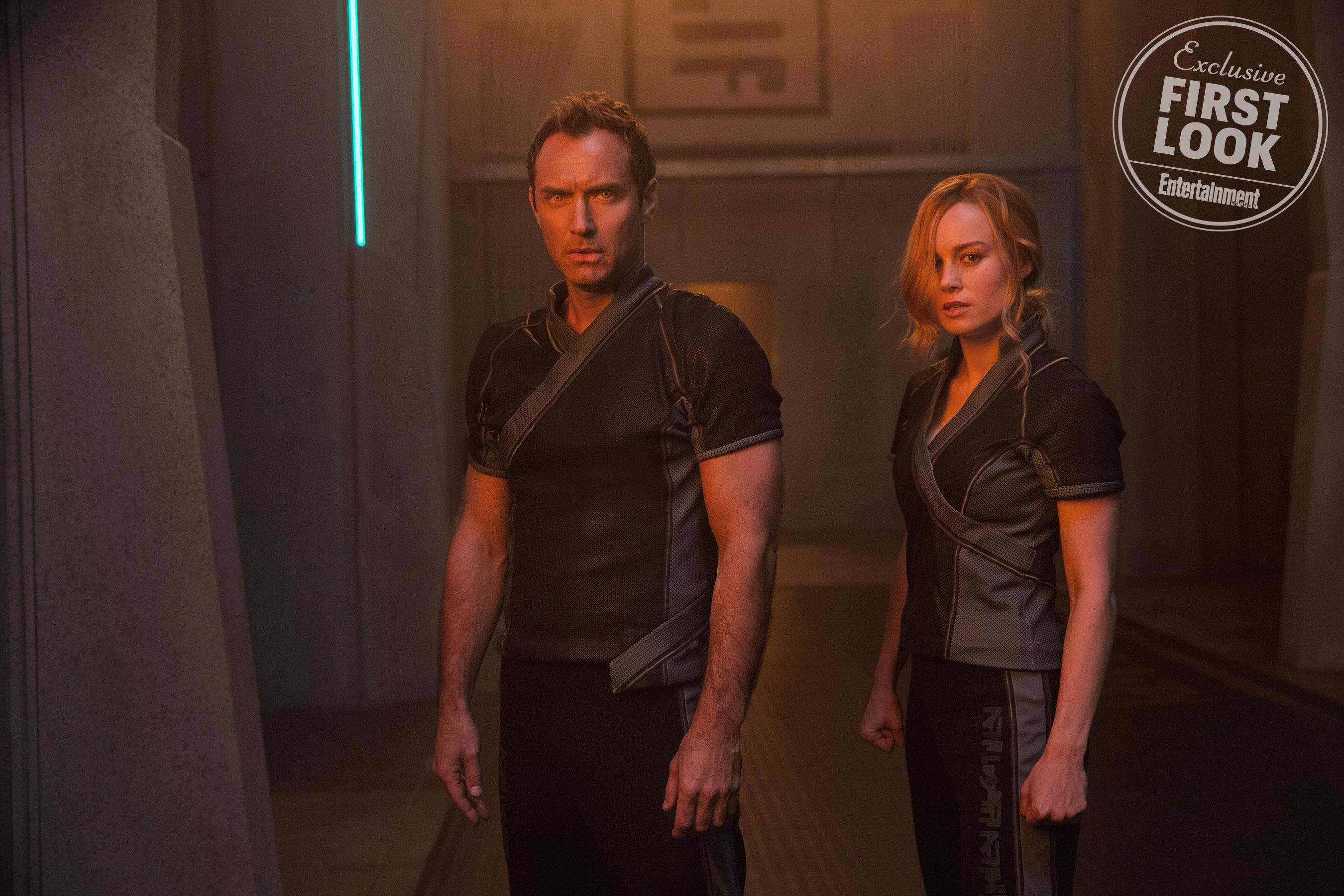 Captain Marvel – Jude Law o swojej postaci. Jak wygląda praca przy filmie MCU?