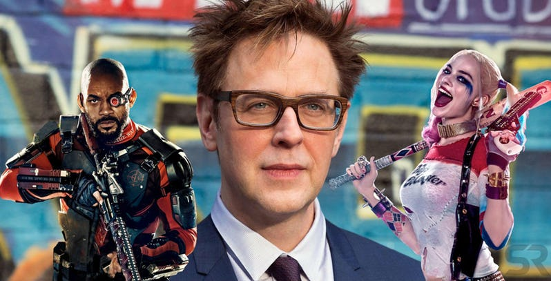 James Gunn ujawnia swoje ulubione postacie i odtwórcę roli Jokera