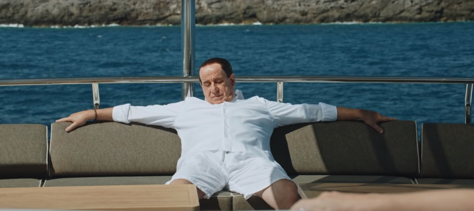 Oni – zwiastun filmu o Silvio Berlusconim. Kiedy premiera w Polsce?