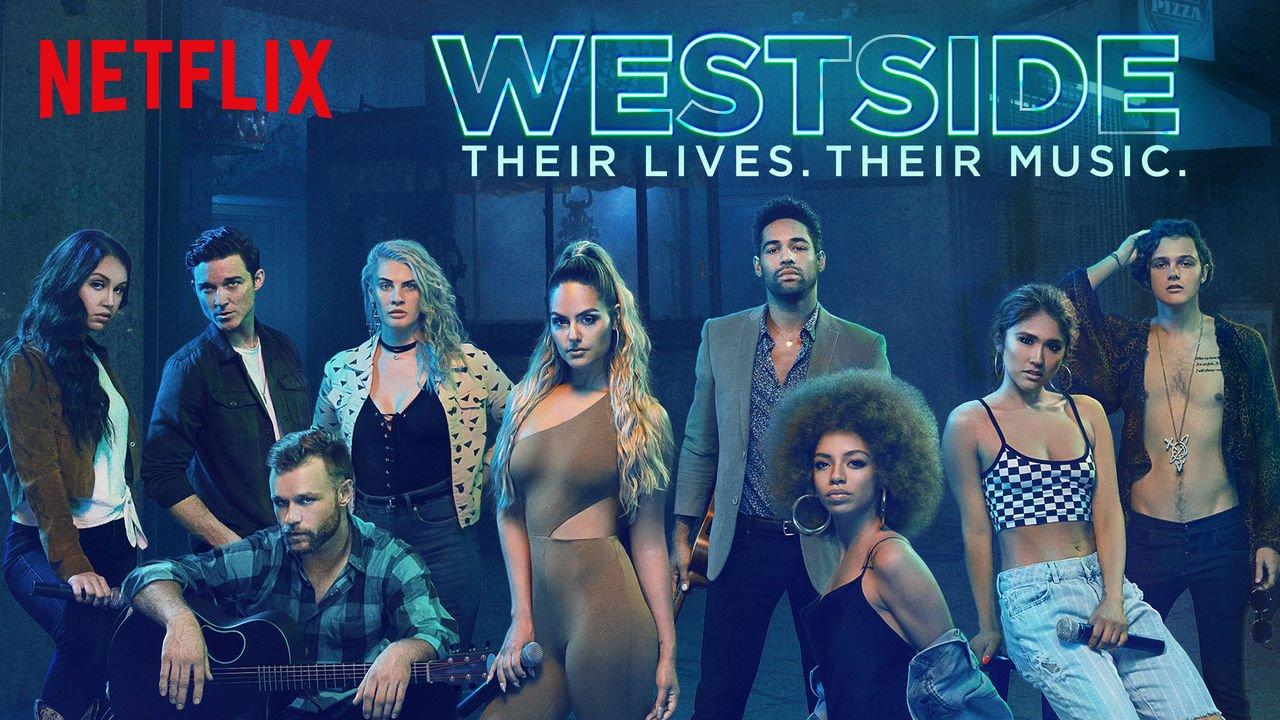 Westside – zwiastun muzycznego serialu Netflixa