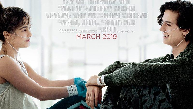 Five Feet Apart – Cole Sprouse w miłosnym dramacie. Oficjalny zwiastun