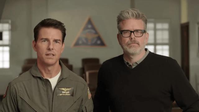 Tom Cruise radzi, co zrobić, aby filmy na telewizorze wyglądały lepiej