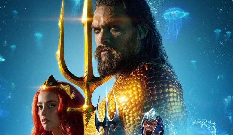 Aquaman lepszy niż Batman v Superman. Film podbija box office