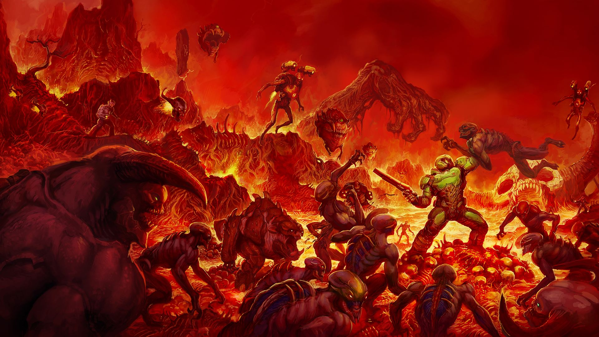 Filmowy Doom opóźniony. Twórcy chcą dopracować efekty specjalne