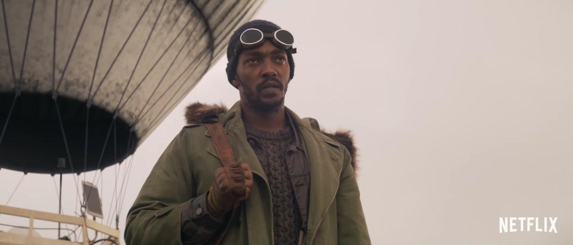 IO – zwiastun filmu sci-fi od Netflixa. Walka o przetrwanie na skażonej Ziemi
