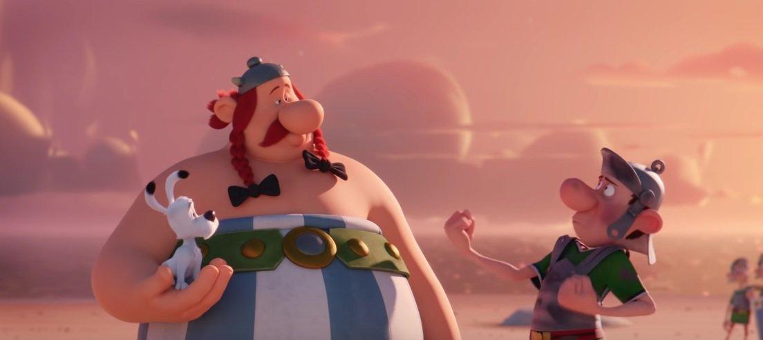 Asteriks i Obeliks. Tajemnica magicznego wywaru – pełny polski zwiastun z dubbingiem