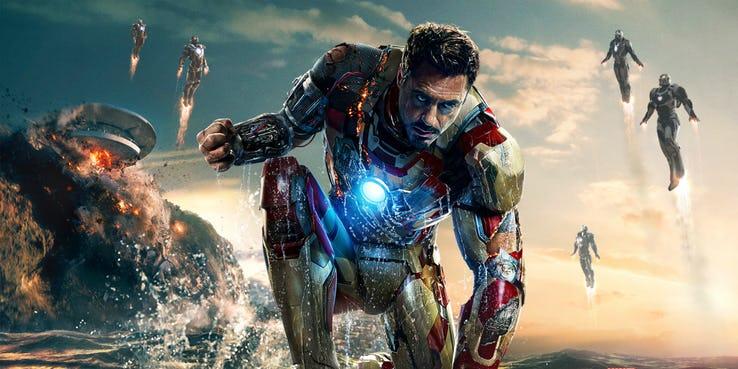 Iron Man 3 - Guy Pearce wspomina kulisy kontuzji Roberta Downeya Jr.