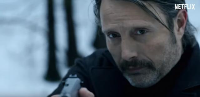 Polar – zwiastun filmu akcji Netflixa. Mads Mikkelsen jak John Wick