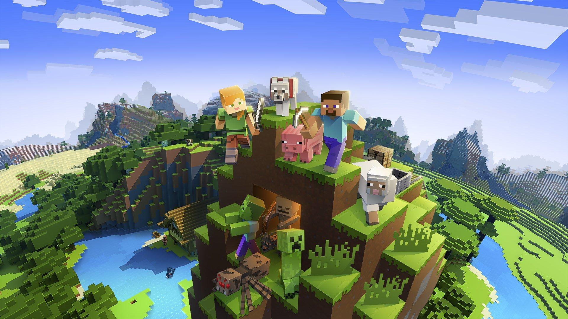 Filmowy Minecraft – za efekty specjalne odpowiadać będzie spec od Aquaman