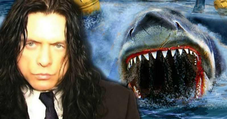 Tommy Wiseau wraca. Oto zwiastun Big Shark od najgorszego reżysera świata