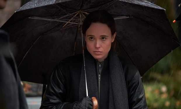 The Umbrella Academy – Ellen Page promuje serial Netflixa w Warszawie