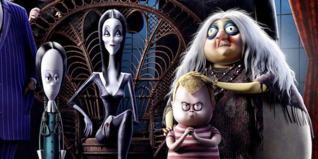 Animowana Rodzina Addamsów – jest pierwszy plakat filmu. Kiedy zwiastun?