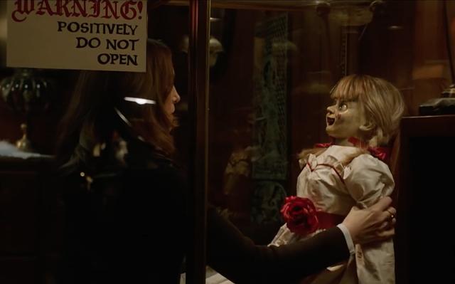 Annabelle wraca do domu – zwiastun kontynuacji horroru z uniwersum Obecności