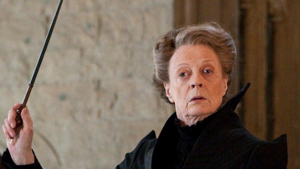 Maggie Smith o roli w serii Harry Potter: Nie było to dla mnie satysfakcjonujące