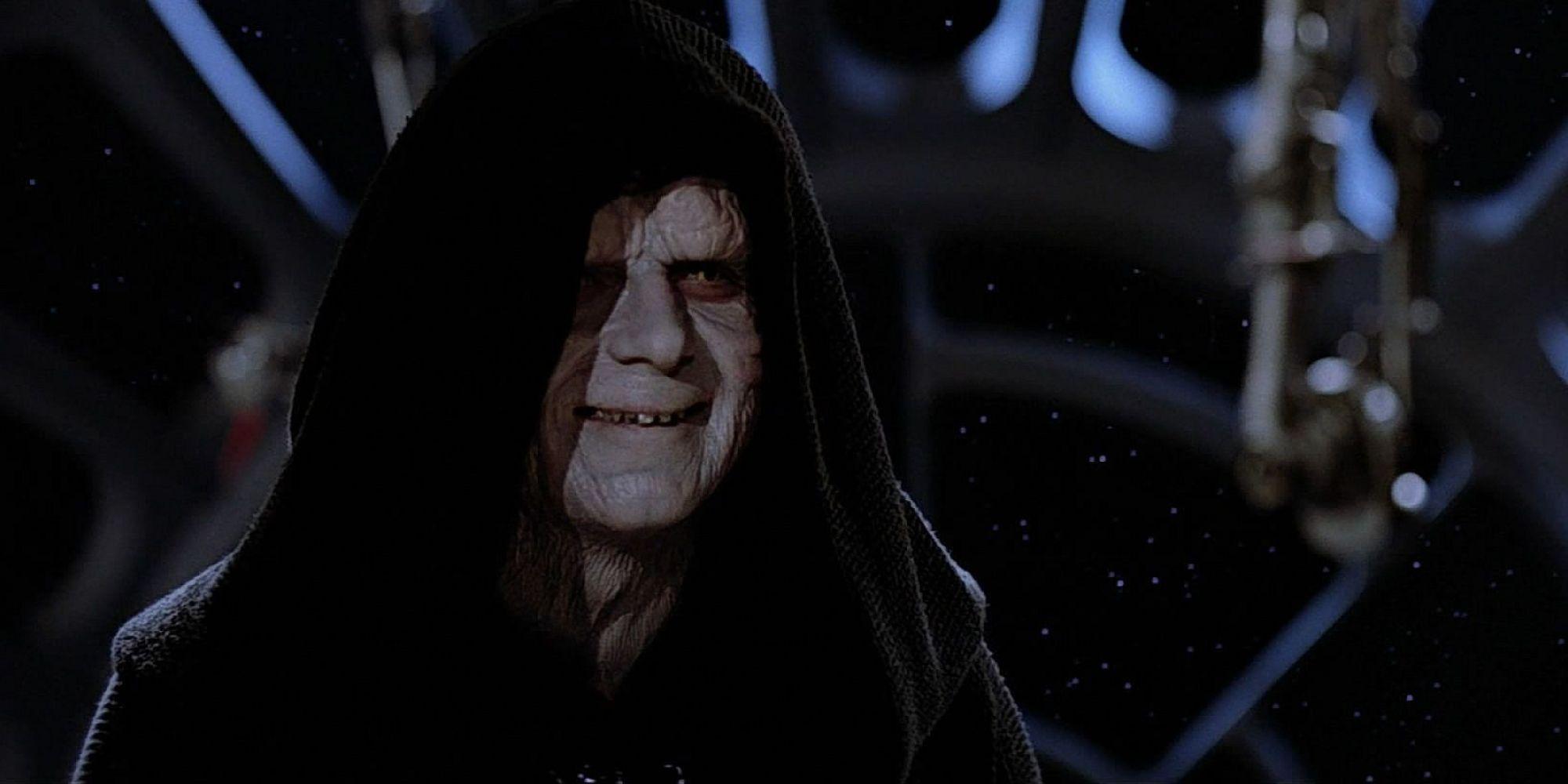 Palpatine w filmie Gwiezdne Wojny: Przebudzenie Mocy? Tego chciał J.J. Abrams