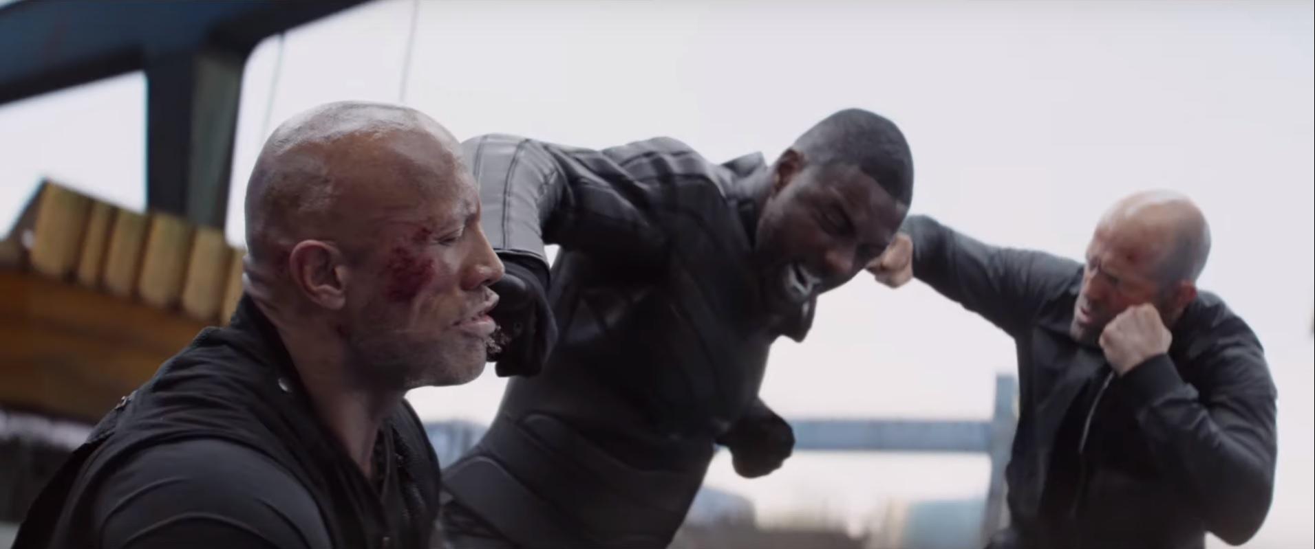 Szybcy i wściekli: Hobbs i Shaw - pełny zwiastun. Ależ walki i widowisko!
