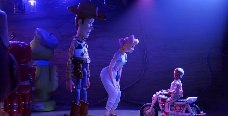 Toy Story 4 - syn znanego kaskadera pozywa Disneya. Powodem postać Duke'a Cabooma