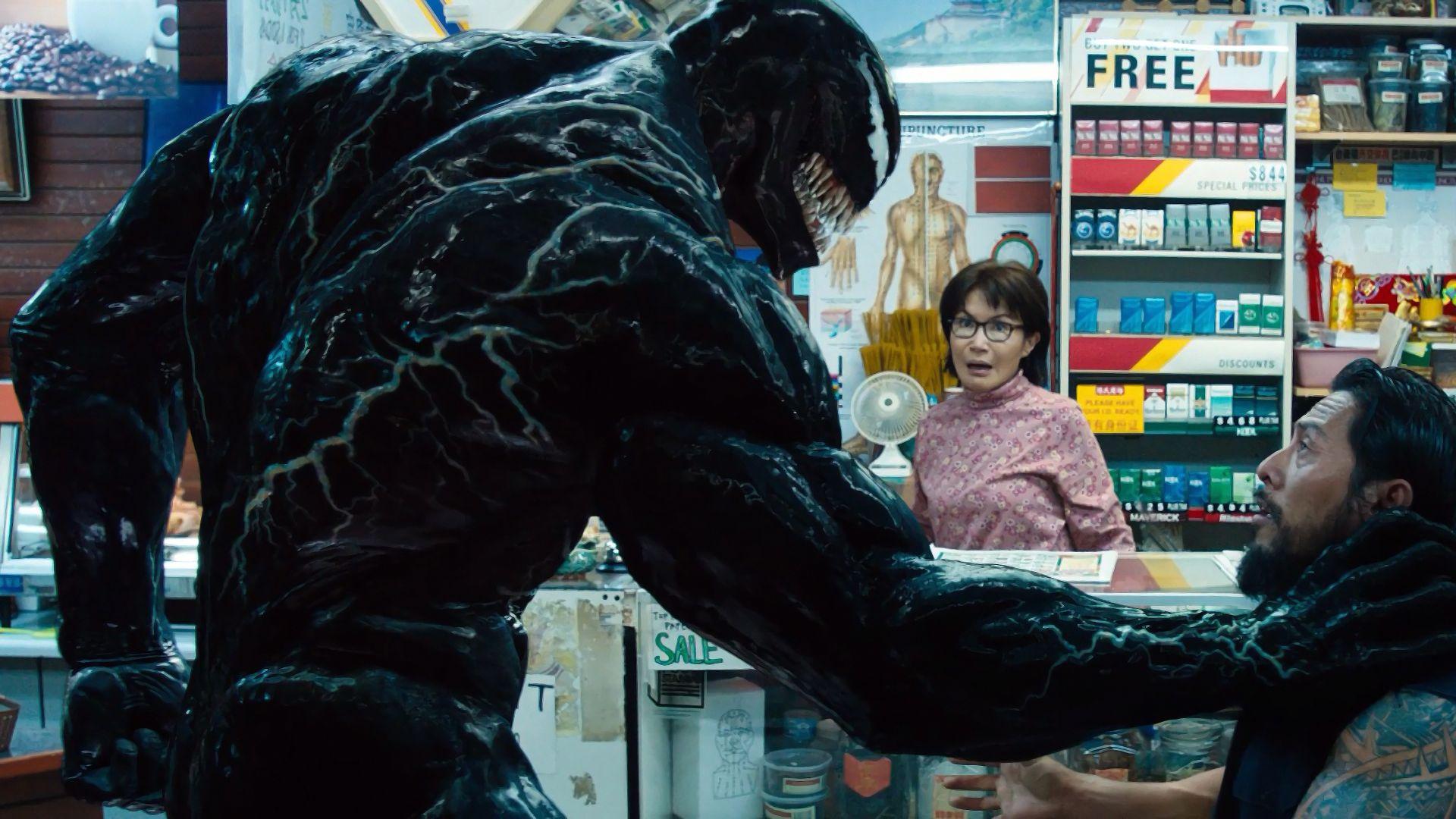 Venom - zaprezentowano świetną figurkę antybohatera inspirowaną filmem
