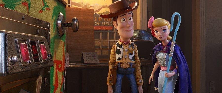 Box Office: Toy Story 4 niepokonane. Spider-Man podbija Chiny