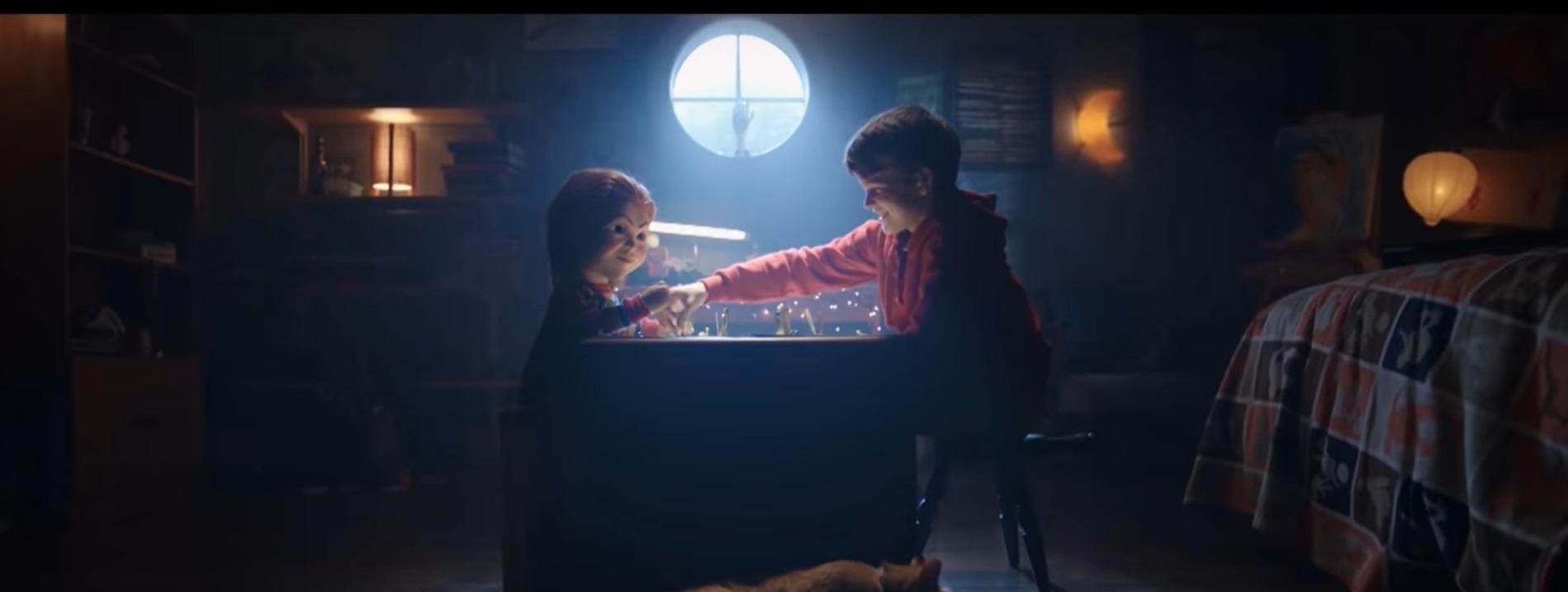 Laleczka - Mark Hamill śpiewa piosenkę Chucky'ego