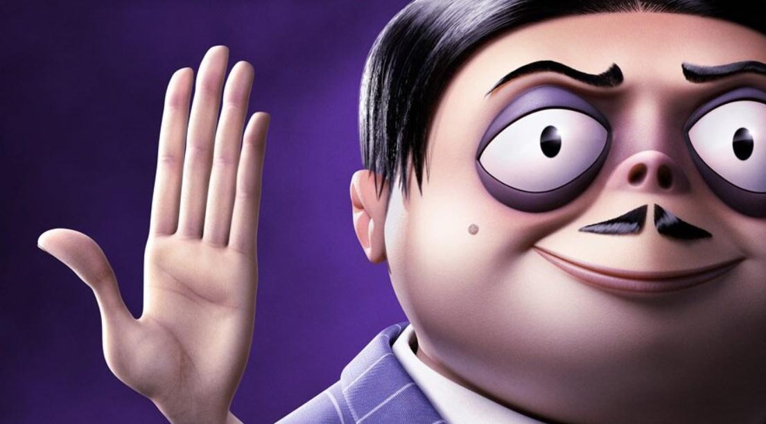 Rodzina Addamsów - bohaterowie animacji na nowych plakatach